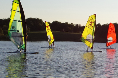 Windsurfing/Sailing